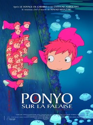 Ponyo sur la falaise / Hayao Miyazaki, réal. et scénario | Miyazaki, Hayao. Metteur en scène ou réalisateur. Scénariste