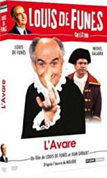 L' Avare / Louis de Funès et Jean Girault, réal. et scénario | Girault, Jean. Metteur en scène ou réalisateur