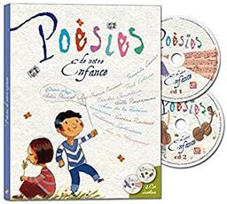 Poésies de notre enfance / lu par Delphine Rich, Michaël Lonsdale, Marie Bunel, Lionel Abelanski, Alain Fromager |