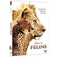 Félins / Keith Scholey et Alastair Fothergill, réal. | Fothergill, Alastair. Metteur en scène ou réalisateur