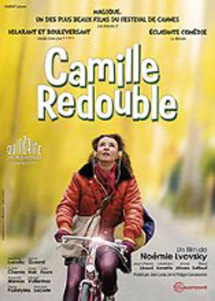 Camille redouble / Noémie Lvovsky, réal. | Lvovsky, Noémie. Metteur en scène ou réalisateur. Acteur. Scénariste
