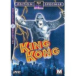 King Kong / John Guillermin, réal. | Guillermin, John. Metteur en scène ou réalisateur