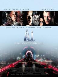 A.I. : intelligence artificielle / Steven Spielberg, réal. et scénario | Spielberg, Steven. Metteur en scène ou réalisateur. Scénariste