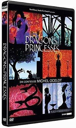 Dragons et princesses / Michel Ocelot, réal. et scénario | Ocelot, Michel. Metteur en scène ou réalisateur. Scénariste