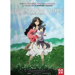 Les Enfants loups : Ame et Yuki / Mamoru Hosoda, réal. | Hosoda, Mamoru. Metteur en scène ou réalisateur