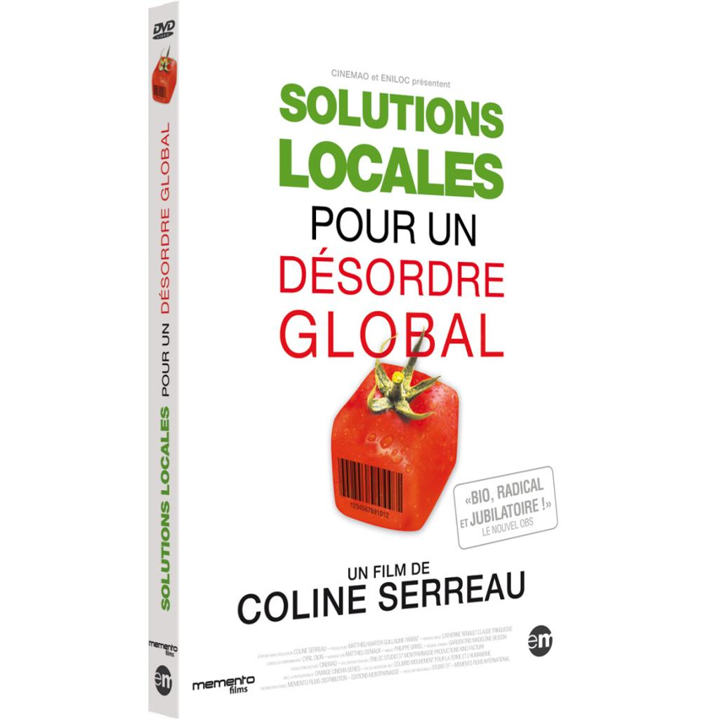 Solutions locales pour un désordre global / Coline Serreau, réal., scén. | Serreau, Coline. Metteur en scène ou réalisateur