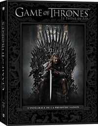 Game of thrones = Trône de fer (Le) : saison 1 / Brian Kirk, Daniel Minahan, Timothy van Patten, réal. | Kirk, Brian. Metteur en scène ou réalisateur