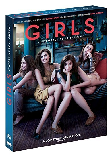 Girls : saison 1 / Lena Dunham, Jesse Peretz, Richard Shepard, réal.   Dunham, Lena (1986-....). Metteur en scène ou réalisateur. Acteur. Scénariste
