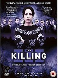The Killing : saison 3 / Natasha Arthy, réal. | Arthy, Natasha. Metteur en scène ou réalisateur