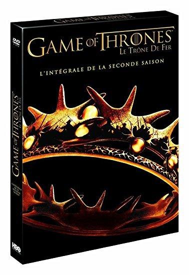 Game of thrones = Trône de fer (Le) : saison 2 / Brian Kirk, Daniel Minahan, Timothy van Patten, réal. | Kirk, Brian. Metteur en scène ou réalisateur