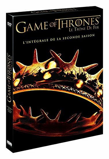 Game of thrones = Le Trône de fer : saison 2 / Brian Kirk, Daniel Minahan, Timothy van Patten, réal.   Kirk, Brian. Metteur en scène ou réalisateur