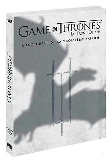 Game of thrones = Le Trône de fer : saison 3 / Brian Kirk, Daniel Minahan, Timothy van Patten, réal.   Kirk, Brian. Metteur en scène ou réalisateur