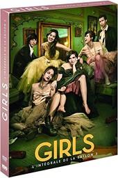 Girls : saison 3 / Lena Dunham, Jesse Peretz, Jamie Babbit, réal. | Dunham, Lena (1986-....). Metteur en scène ou réalisateur. Acteur. Scénariste