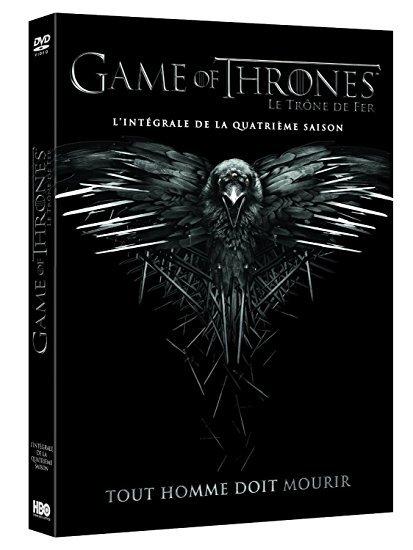 Game of thrones = Trône de fer (Le) : saison 4 / Alex Graves, Michelle MacLaren, D.B. Weiss, réal. | Graves, Alex. Metteur en scène ou réalisateur