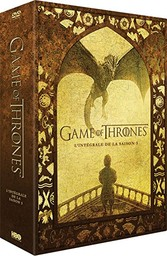 Game of thrones = Trône de fer (Le) : saison 5 / Mark Mylod, David Nutter, Michael Slovis, réal. | Mylod, Mark. Metteur en scène ou réalisateur