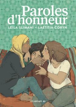 Paroles d'honneur / texte, Leïla Slimani   Slimani, Leïla (1981-....). Auteur