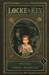 Locke & Key t.1, Master Edition / Joe Hill, Gabriel Rodriguez | Hill, Joe (1972-....). Auteur
