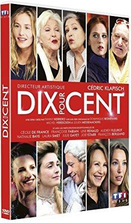 Dix pour cent : saison 1 / Lola Doillon, Cédric Klapisch, Antoine Garceau, réal. | Doillon, Lola. Metteur en scène ou réalisateur