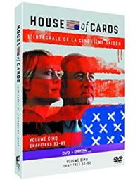 House of cards (US) - Saison 5 / Daniel Minahan, Michael Morris, Alik Sakharov, réal. | Minahan, Daniel. Metteur en scène ou réalisateur