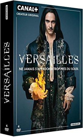 Versailles - Saison 1 / Jalil Lespert, Christoph Schrewe, Daniel Roby, réal. | Lespert, Jalil (1976-....). Metteur en scène ou réalisateur
