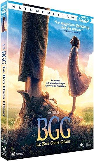 Le BGG - Le bon gros géant / Steven Spielberg, réal.   Spielberg, Steven (1946-....). Metteur en scène ou réalisateur. Producteur