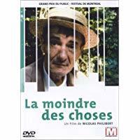 La Moindre des choses / Nicolas Philibert, réal. | Philibert, Nicolas. Metteur en scène ou réalisateur