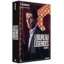 Le Bureau des légendes - Saison 2 / Eric Rochant, Samuel Collardey, Mathieu Demy, réal.   Rochant, Eric. Metteur en scène ou réalisateur