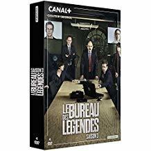 Le Bureau des légendes - Saison 3 / Eric Rochant, Samuel Collardey, Mathieu Demy, réal.   Rochant, Eric. Metteur en scène ou réalisateur
