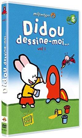 Didou : Dessine-moi... une fusée, vol. 1 / Frédérick Chaillou, Frédéric Mège, réal. |