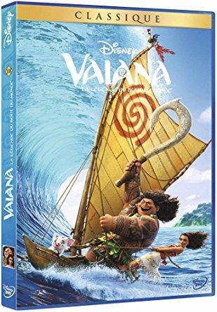 Vaiana - La légende du bout du monde / Ron Clements, John Musker, réal.   Clements, Ron (1953-....). Metteur en scène ou réalisateur