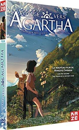 Voyage vers Agartha / Makoto Shinkai, réal. et scénario   Shinkai, Makoto (1973-....). Metteur en scène ou réalisateur. Scénariste