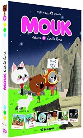 Mouk. vol. 9 : Sur la lune / François Narboux, réal.   Narboux, François. Monteur