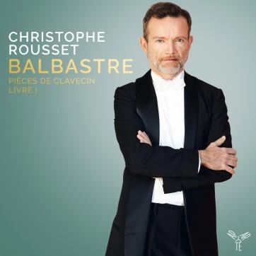 Pièces de clavecin : livre I / Claude Balbastre | Balbastre, Claude. Compositeur