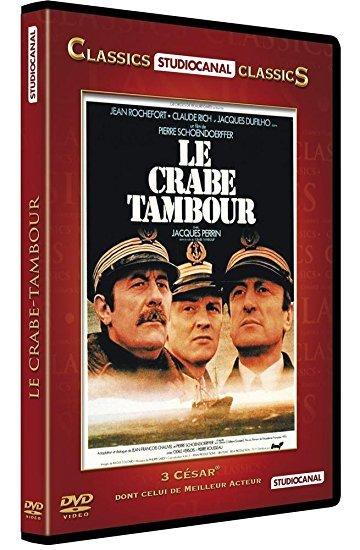 Le Crabe tambour / Pierre Schoendoerffer, réal. | Schoendoerffer, Pierre (1928-2012). Metteur en scène ou réalisateur. Scénariste