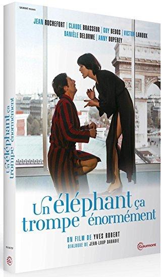 Un Eléphant ça trompe énormément / Yves Robert, réal. | Robert, Yves. Metteur en scène ou réalisateur. Scénariste. Producteur