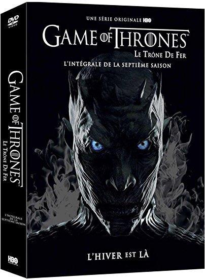 Game of thrones = Trône de fer (Le) : saison 7 / Mark Mylod, Jeremy Podeswa, Matt Shakman, réal. | Mylod, Mark. Metteur en scène ou réalisateur