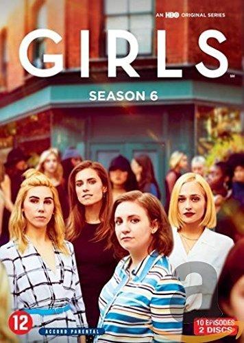 Girls : saison 6 / Lena Dunham, Jesse Peretz, Richard Shepard, réal.   Dunham, Lena (1986-....). Metteur en scène ou réalisateur. Acteur. Scénariste. Antécédent bibliographique