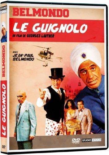 Le Guignolo / Georges Lautner, réal. | Lautner, Georges (1926-....). Metteur en scène ou réalisateur