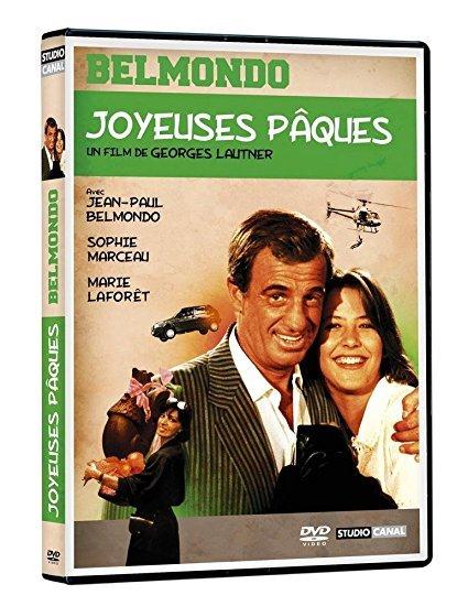 Joyeuses Pâques / Georges Lautner, réal. | Lautner, Georges (1926-....). Metteur en scène ou réalisateur. Scénariste