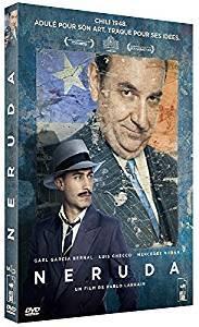 Neruda / Pablo Larrain, réal. | Larrain, Pablo. Metteur en scène ou réalisateur
