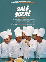 Salé sucré / Ang Lee, réal. | Lee, Ang. Metteur en scène ou réalisateur. Scénariste