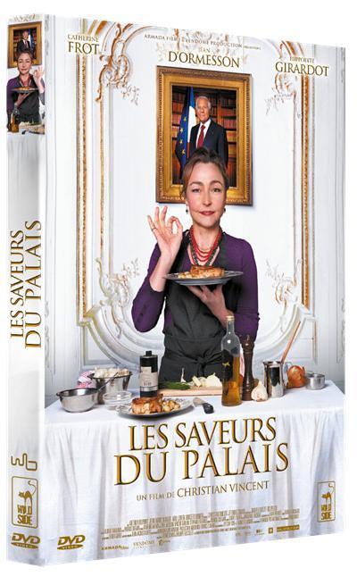 Saveurs du palais (Les) / Christian Vincent, réal. | Vincent, Christian. Metteur en scène ou réalisateur. Scénariste