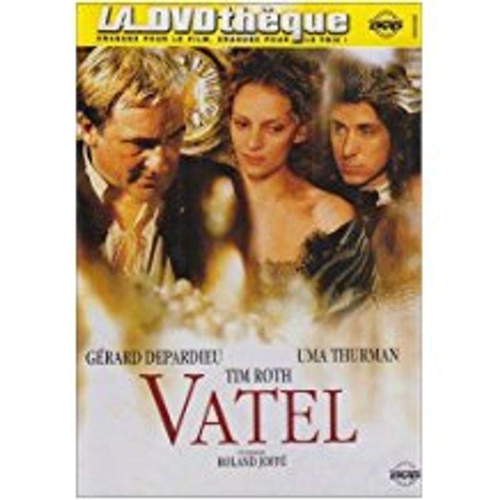 Vatel / Roland Joffé, réal.   Joffé, Roland (1945-....). Metteur en scène ou réalisateur. Producteur