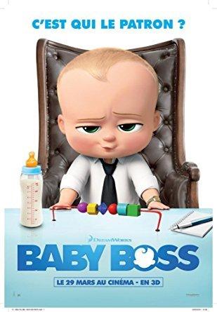 Baby boss / Tom McGrath, réal. | McGrath, Tom (1964-....). Metteur en scène ou réalisateur