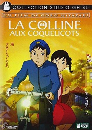 Colline aux coquelicots (La) / Goro Miyazaki, réal. | Miyazaki, Goro. Metteur en scène ou réalisateur