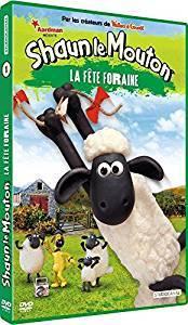Shaun le mouton, vol 1 : La fête foraine / Christopher Sadler, Seamus Malone, réal. | Sadler, Christopher. Metteur en scène ou réalisateur