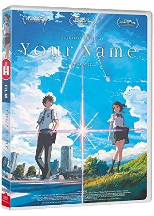 Your name / Makoto Shinkai, réal. et scénario | Shinkai, Makoto (1973-....). Metteur en scène ou réalisateur. Scénariste