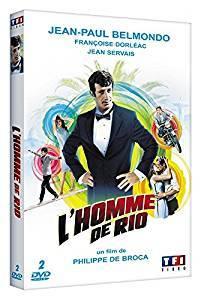 L' Homme de Rio / Philippe de Broca, réal. | Broca, Philippe de. Metteur en scène ou réalisateur. Scénariste