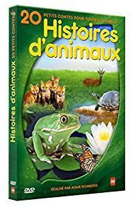 Histoires d'animaux : 20 petits contes pour toute la famille / Adam Schmedes, réal. |