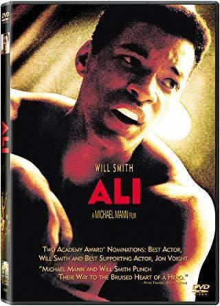 Ali / Michael Mann, réal. | Mann, Michael (1943-....). Metteur en scène ou réalisateur. Scénariste. Producteur